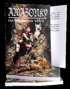 AMAZONKY-na-přelomu-věků-kniha