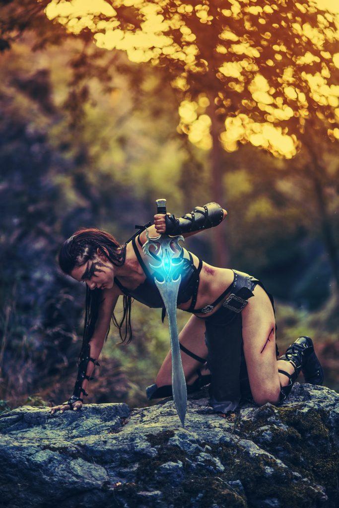 divoka-zena-bojovnice