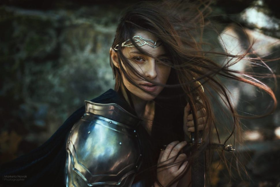 divoka-silna-bojovnice